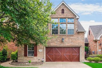 Mckinney Single Family Home For Sale: 2324 Stone Creek Drive