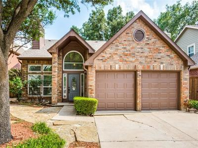 Irving Single Family Home For Sale: 504 Raton Pass