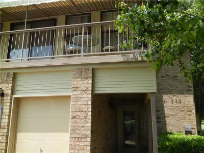 Granbury Townhouse For Sale: 4407 Overlook Court