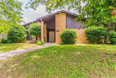 Fort Worth Single Family Home For Sale: 6801 Loma Vista Drive