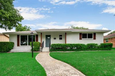 Dallas Single Family Home For Sale: 1764 Mapleton Drive
