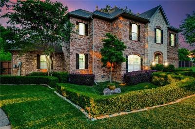 Dallas County, Denton County, Collin County, Cooke County, Grayson County, Jack County, Johnson County, Palo Pinto County, Parker County, Tarrant County, Wise County Single Family Home For Sale: 2914 Normah Street