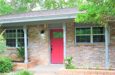 Arlington TX Single Family Home For Sale: $215,000