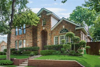 Plano TX Single Family Home Active Option Contract: $308,000