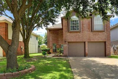 Flower Mound Single Family Home Active Option Contract: 4621 Sandera Lane