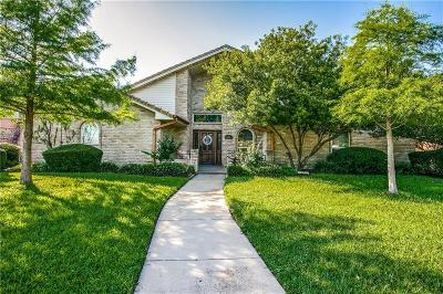 Trophy Club Single Family Home For Sale: 1117 Sunset Drive