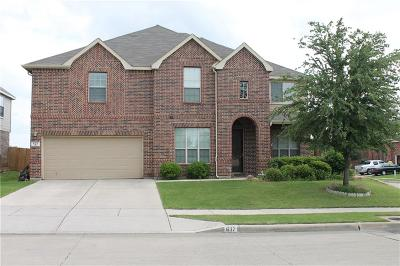 Fort Worth Single Family Home For Sale: 637 Wildriver Trail