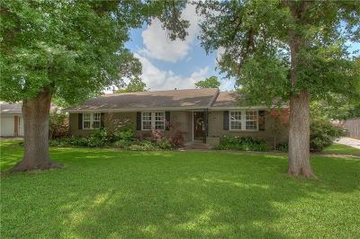 Fort Worth Single Family Home For Sale: 4808 Inwood Road