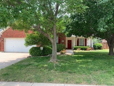 Denton Single Family Home For Sale: 3832 Gessner Drive
