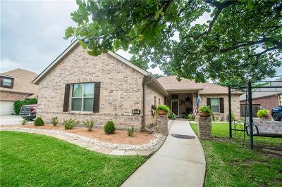 Denton Single Family Home Active Option Contract: 1801 Palo Verde Drive