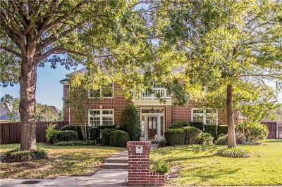 Fort Worth Single Family Home For Sale: 6821 Glen Meadow Drive
