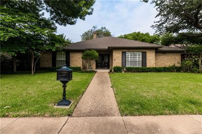 Single Family Home For Sale: 5905 Over Downs Circle