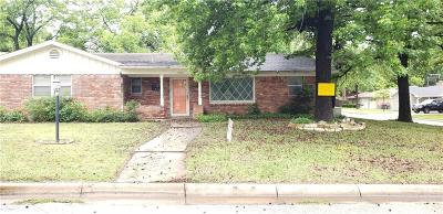 Fort Worth Single Family Home For Sale: 7200 Hightower Street