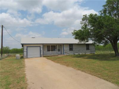 Abilene Single Family Home Active Option Contract: 110 Fm 1750