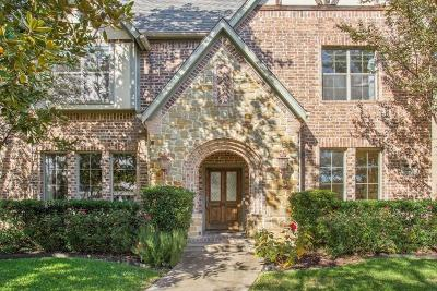 Dallas Single Family Home For Sale: 5455 Willis Avenue
