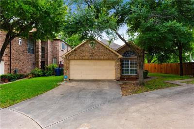 Garland Single Family Home Active Option Contract: 2246 Walnut Grove Lane