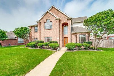 Tarrant County Single Family Home For Sale: 1612 Chase Oaks Drive