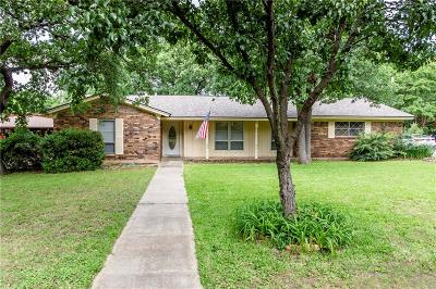 Denton Single Family Home For Sale: 5508 Woodland Hills Drive