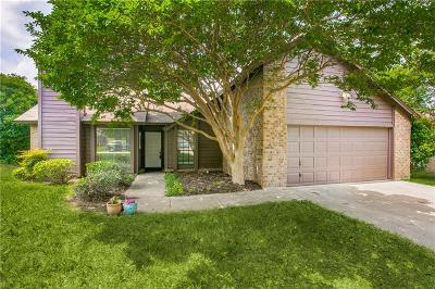 Grapevine Single Family Home For Sale: 2955 Kimberly Drive