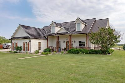 Parker County Single Family Home For Sale: 1258 Young Bend Road