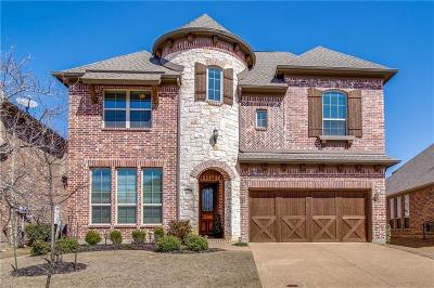 Celina Single Family Home For Sale: 1625 Post Oak Way