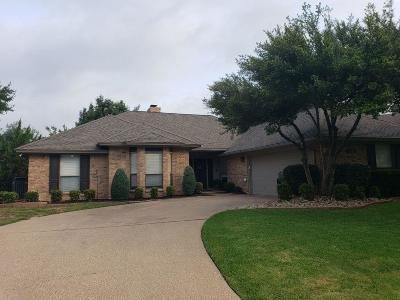 Mansfield Single Family Home For Sale: 919 Kingston Drive