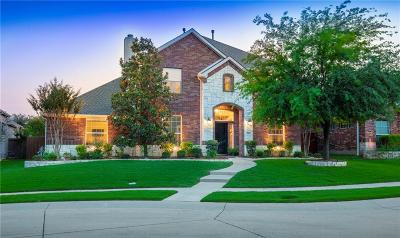 McKinney Single Family Home Active Option Contract: 7005 Royal Glen Trail