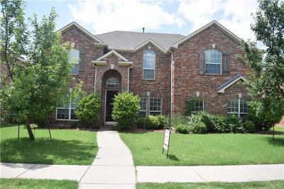 Frisco Single Family Home For Sale: 13261 Box Elder Lane