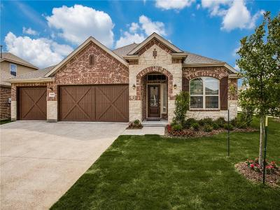 Celina Single Family Home For Sale: 4303 Cibolo Creek Trail