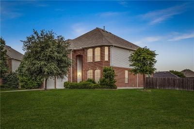 Rockwall Single Family Home For Sale: 498 Mariposa