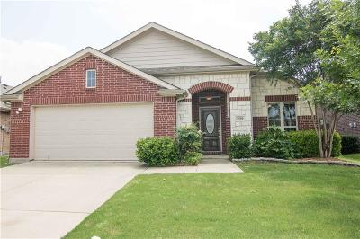 Little Elm Single Family Home Active Option Contract: 1500 Rosson Road