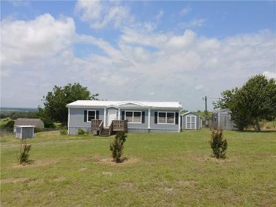 Weatherford Single Family Home For Sale: 124 Bluff Heights Drive