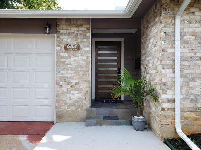 Euless Single Family Home Active Option Contract: 710 W Harwood Road