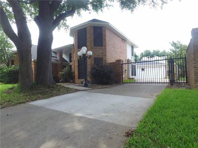 Grapevine Single Family Home For Sale: 3430 Spring Willow Drive