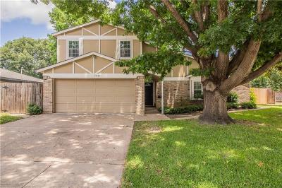 Arlington Single Family Home For Sale: 5923 Cameron Drive