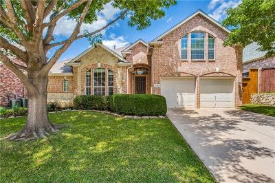 Flower Mound Single Family Home For Sale: 3720 Hillsdale Drive