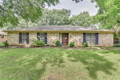 Corsicana Single Family Home Active Kick Out: 1704 Glenbrook Street