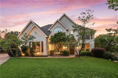 Flower Mound Single Family Home For Sale: 3009 Greenwood Court
