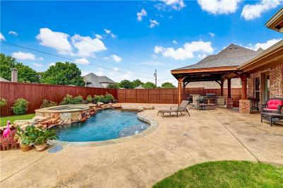 Prosper Single Family Home For Sale: 1531 Meadow Run Drive
