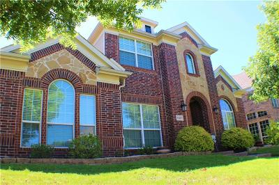 Frisco Single Family Home For Sale: 12615 Waltham Drive