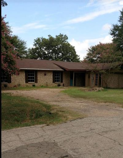Grand Saline Single Family Home For Sale: 207 Lajodepa