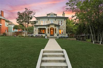 Allen, Celina, Dallas, Frisco, Mckinney, Melissa, Plano, Prosper Single Family Home For Sale: 405 W Louisiana Street