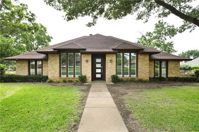 Fort Worth Single Family Home For Sale: 7101 Bettis Drive