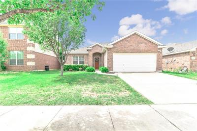 Single Family Home For Sale: 4921 Wild Oats Drive