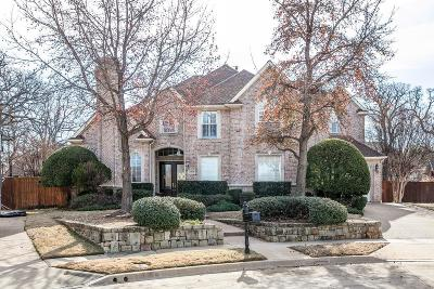 Flower Mound Single Family Home For Sale: 4900 Bosque Court