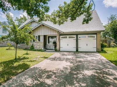 Dallas Single Family Home For Sale: 8622 Strathmore Drive