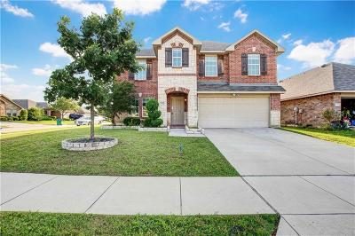 Denton County Single Family Home For Sale: 2005 Finch Cove