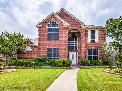 Rowlett Single Family Home For Sale: 7310 Euclid Drive
