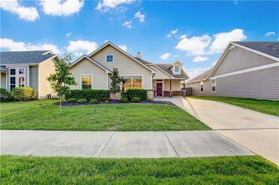 Denton Single Family Home For Sale: 2313 Windsor Farms Drive