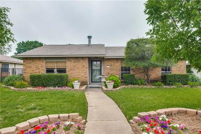 Plano Single Family Home For Sale: 1712 Spanish Trail